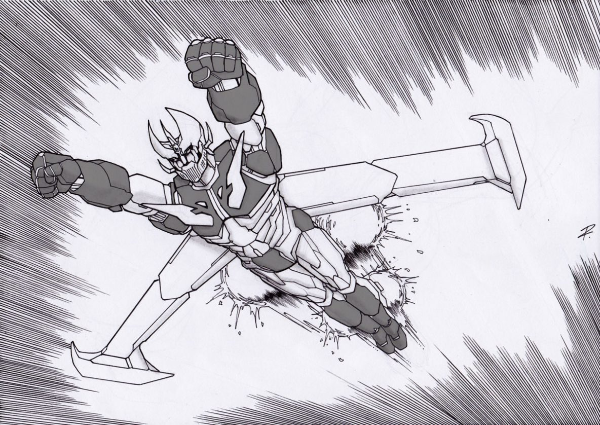 Shin great mazinger